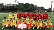 """FC Nghệ An vô địch Cup """"Đồng hương hội"""" tại Đài Loan"""