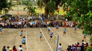 Nghệ An xác định các môn thi đấu tại Đại hội TDTT tỉnh lần thứ VIII