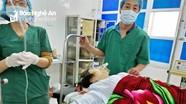 Hiến máu kịp thời cứu sống bệnh nhân phẫu thuật đa u xơ tử cung
