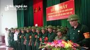 Ra mắt tổ tự quản và CLB cựu chiến binh đảm bảo an ninh trật tự