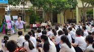 Gần 600 học sinh được hướng dẫn kỹ năng phòng chống xâm hại và bắt cóc