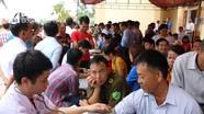 600 người ở Đô Lương tham gia hiến máu tình nguyện