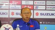 Thầy Park hết lời ca ngợi Công Phượng; HLV Malaysia thừa nhận thất bại xứng đáng