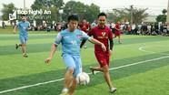 Văn Quyến ghi 4 bàn thắng trong trận đấu quyên góp ủng hộ người nghèo đón Tết