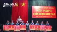 Hội nghị Quân chính Quân khu 4 triển khai thực hiện nhiệm vụ năm 2019