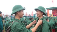 Năm 2019, 6 tỉnh Quân khu 4 đã tuyển chọn và gọi nhập ngũ 11.200 thanh niên