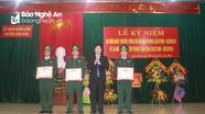 Các hoạt động kỷ niệm 60 năm ngày truyền thống Bộ đội Biên phòng