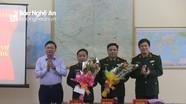 Điều động, bổ nhiệm Chính trị viên Ban CHQS huyện Tân Kỳ