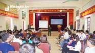 600 người dân vùng biển Nghệ An tham gia đối thoại chính sách về di cư an toàn