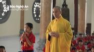 Trụ trì chùa Cổ Am nói chuyện về lòng từ bi
