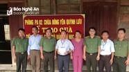 Chùa Đông Yên trao quà tại trường Tiểu học 2 xã Mường Lống