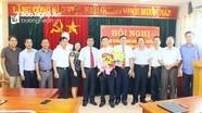 Đồng chí Hoàng Danh Lai được bầu giữ chức Bí thư Huyện ủy Quỳnh Lưu