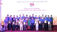 Nghệ An tuyên dương 25 cán bộ đoàn, đoàn viên thanh niên tiêu biểu