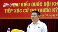 Tổng Kiểm toán Nhà nước Hồ Đức Phớc: Giám sát chặt chẽ việc xây dựng, tránh phá vỡ quy hoạch TP.Vinh