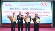 Trao tặng Huy chương hữu nghị Việt - Nga cho 3 cá nhân ở tỉnh Nghệ An