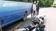 Xác định danh tính 2 thanh niên Nghệ An chạy xe máy về quê ăn Tết bị tai nạn