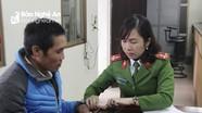 Nghệ An: Số người cấp đổi CMND cao gấp 5 lần trong hai ngày sau Tết