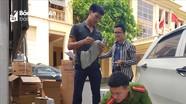 Nghệ An: Bắt nóng vụ vận chuyển 478 mặt hàng lậu