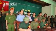 Ra mắt CLB Cựu chiến binh với công tác đảm bảo ANTT