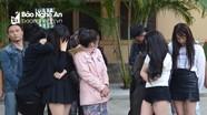 7 chân dài cùng 10 nam thanh niên sử dụng ma túy trong khách sạn ở Nghệ An