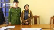 Bắt 'nữ quái' vận chuyển hơn 800 viên ma túy tổng hợp đi tiêu thụ ở miền núi Nghệ An