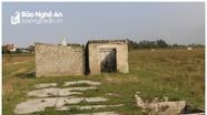 Hàng chục hecta ruộng muối bị bỏ hoang ở Nghệ An