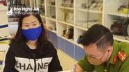 Cửa hàng điện thoại di động ở Nghệ An bị phạt 7,5 triệu đồng do vi phạm Chỉ thị 16