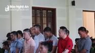 Cựu thiếu tá công an và 4 bị cáo trong đường dây buôn ma túy 'khủng' lĩnh án tử hình