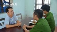 Chủ đường dây tín dụng đen ở Quỳnh Lưu dán giấy đòi nợ quanh nhà nếu con nợ chậm trả