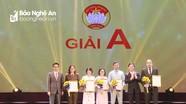 Nghệ An có 3 tác phẩm đạt Giải báo chí 'Vì sự nghiệp đại đoàn kết toàn dân tộc'