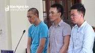 Vận chuyển hơn 3 yến ma túy từ Nghệ An ra Hà Nội, 3 kẻ xách thuê lĩnh án tử hình