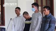 Tòa Nghệ An tuyên xử những kẻ lừa bán 3 cô gái sau đó bị tống tiền