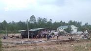 Nghệ An: Phát hiện thi thể Chủ nhiệm hợp tác xã cháy sém trong chòi