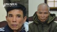 Cặp đôi anh em họ ở Thanh Chương cầm đầu đường dây ma túy xuyên quốc gia