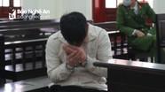 Nước mắt hối hận của tử tù khi đối diện với 2 đứa con thơ
