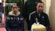 Từ Đà Nẵng ra Nghệ An mua 3kg ma túy tổng hợp thì bị bắt