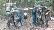 Công binh Nghệ An phá nổ quả bom nặng gần 230 kg