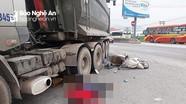 Một phụ nữ tử vong dưới bánh xe tải