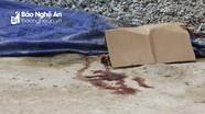 Án mạng ở thành phố Vinh, 2 người tử vong