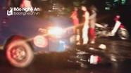 Người điều khiển xe máy nguy kịch sau va chạm với ô tô