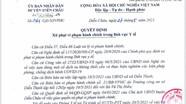 Nghệ An: Xử phạt 5 trường hợp vi phạm quy định về phòng, chống dịch Covid-19