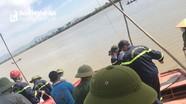 Thả lưới đánh cá trên sông Lam, người đàn ông đuối nước thương tâm