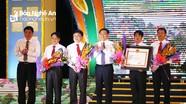 Nam Đàn tổ chức lễ công bố, đón Bằng công nhận Huyện đạt chuẩn nông thôn mới