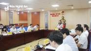 HĐND tỉnh Nghệ An sẽ giám sát việc chấp hành pháp luật về bảo vệ môi trường