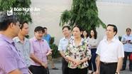 Giải quyết dứt điểm kiến nghị cử tri về ô nhiễm môi trường tại KCN Bắc Vinh