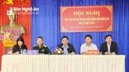 Bí thư Tỉnh ủy: Cần phải có trách nhiệm hơn trong giải quyết kiến nghị của cử tri