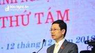 Chủ tịch HĐND tỉnh nhấn mạnh 4 nhóm nhiệm vụ trọng tâm sau kỳ họp thứ 8
