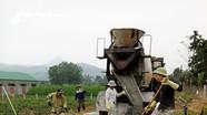 Nghệ An: 4 sáng tạo trong xây dựng nông thôn mới