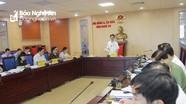 Chủ tịch HĐND tỉnh: Chỉ đạo tốt việc sắp xếp tổ chức bộ máy, gắn với kiện toàn các chức danh
