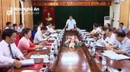 Đồng chí Nguyễn Đắc Vinh: Yêu cầu giám sát chế độ sinh hoạt chi bộ theo Quy định 76
